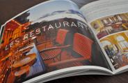 Impression brochure Evian Imprimerie Grenoble
