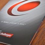 Brochure Challenger imprimerie Grenoble