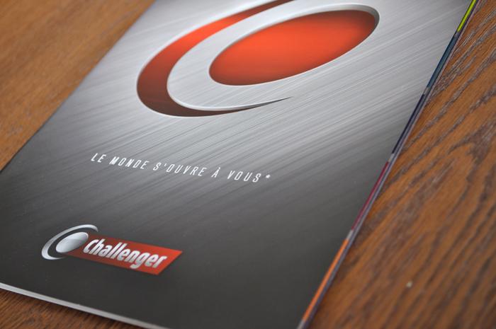 Catalogue Challenger Imprimerie Grenoble