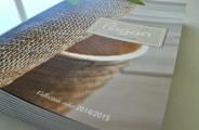 Couverture gaufrée catalogue